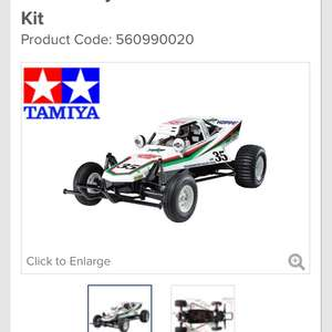Tamiya The Grasshopper R.C. Car - £85.99 @ Euro Car Parts (C&C)