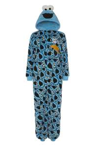 Cookie Monster Onesie £14 instore @ Primark