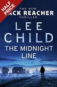 The New Jack Reacher Hardback - £10 @ Waterstones