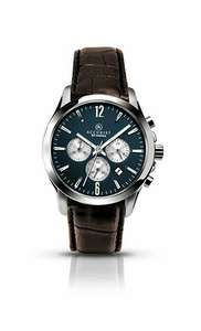 Gents accurist watchMen's Quartz Watch with Blue Dial Chronograph Display and Brown Leather Strap 7116 - £44.46 @ Amazon