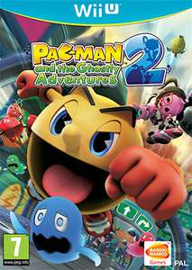 Pac-Man and the Ghostly Adventures 2 on Wii U eshop sale £6.24