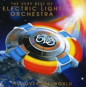 All Over The World: The Very Best Of ELO CD - £5 @ Amazon Prime / £6.99 non-Prime