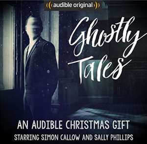 Ghostly Tales - a free Christmas audiobook from audible for existing members