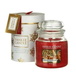 Up to 50% off Yankee Candle Sets and Bayliss & Harding Sets @ Candles Direct