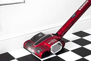 Hoover SI216RB Sprint, 0.7 Litre, Red/Black - £59.99 (199.99RRP) @ Amazon