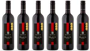 McGuigan Black Label Red, 75 cl (Case of 6) £28.99 @ Amazon