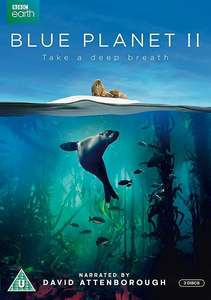 Blue Planet 2 Blu Ray £12 & dvd £8 (pre-owned) @ Cex instore.