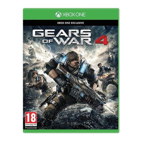 Gears of War 4 / Halo Wars 2 (Xbox One) £9.99 Each @ Smyths