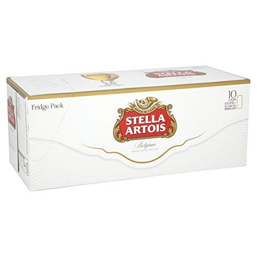10 x 440ml Stella £6.95 @ Amazon Pantry (£2.99 delivery)