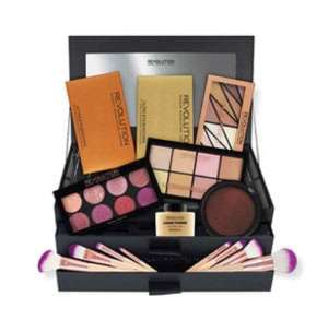 Makeup Revolution #Revoholic Edit 50% off £50 @ Superdrug