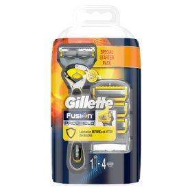 Gillette Fusion ProShield Starter Pack - Razor & 3 Blades £10 Asda