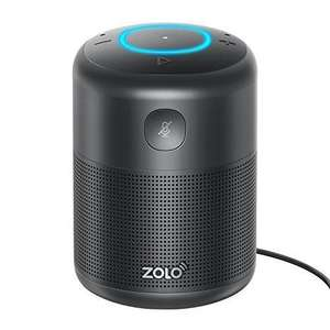 Zolo Halo (Alexa enabled) speaker: £35.74 Deal of the Day -Sold by AnkerDirect and Fulfilled by Amazon.