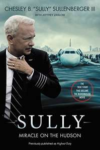 Sully: My Search for What Really Matters (Paperback) £2 (Prime) / £4.99 (non Prime)  @ Amazon UK