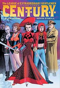 "League of extraordinary gentlemen vol III ""CENTURY"" Hardcover £7.30 - amazon.com"