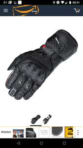 Held air n dry motorbike gloves £138.58 - motorrad-ecke fulfilled by Amazon