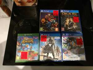 ASDA *PORTSMOUTH STORE* Game sale