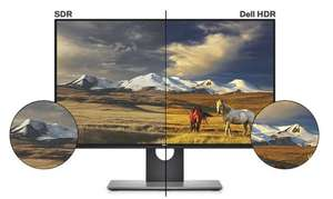 Xmas present from me: DELL UltraSharp 25 QHD Monitor U2518D with InfinityEdge + HDR only £237.60 @ Dell