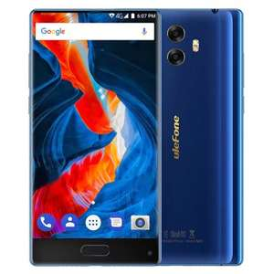 Ulefone Mix 4G Phablet- Blue 64GB ROM 4GB RAM -EU STOCK £104.21 Gearbest