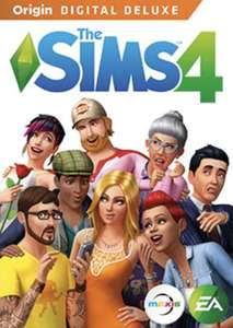 The Sims 4 Deluxe Edition PC - £24.99 @ CDKeys
