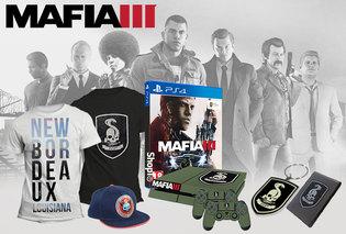 Mafia III (3): Merchandise Pack + Game PS4 @ Shopto - £14.86