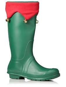 Elf Christmas Wellington Boots - for hunting flamedeer!!! - £15 @ ASDA George