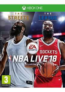 NBA Live 18 (Xbox One) £21.85 at  Base.com