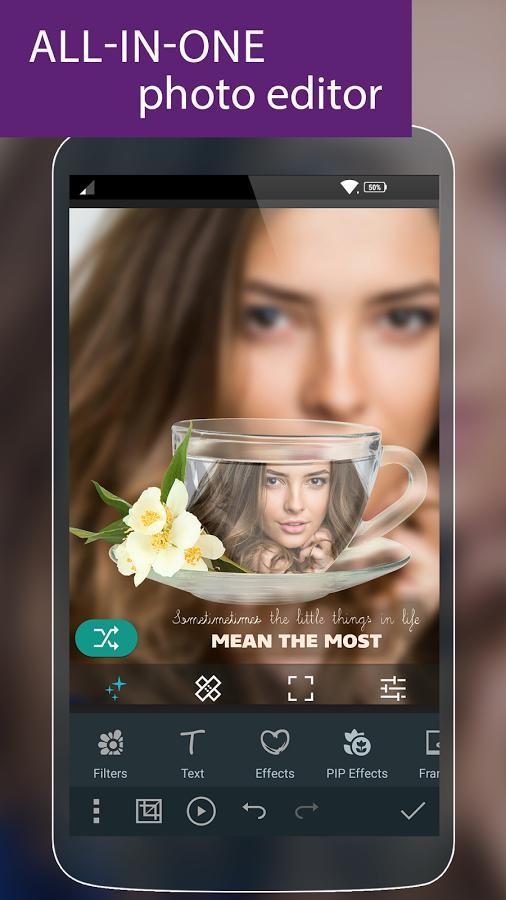 Photo Studio PRO reduced to 89p @ Google Play Store