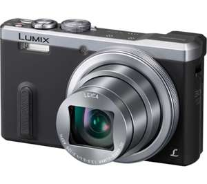 PANASONIC Lumix DMC-TZ60EB-S for £119.97 @ Currys