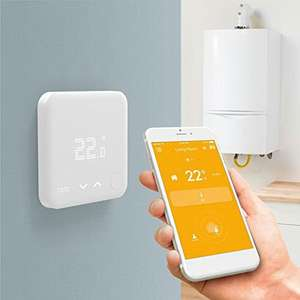 Tado Smart Thermostat Starter Kit (v3) - intelligent heating control with geofencing via smartphone £139 Amazon