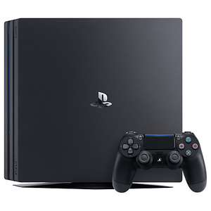 Play Station PS4 Pro (Returning Bundled Games Gran Turismo Sport and Knowledge is Power) £248.97 John lewis