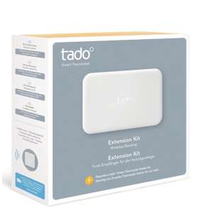 tado Extension kit - dual channel wireless receiver for £40.97 @ Amazon
