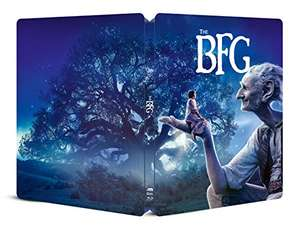 The BFG (Limited Edition Steelbook) [Blu-ray] £6.68 (Prime) £8.87 (Non Prime) @ amazon.co.uk