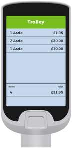 £5 off for New Customers @ Asda When You Use Scan & Go