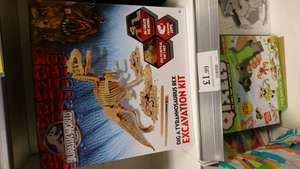 Jurassic world dig a Dino @ home bargains - £1.99
