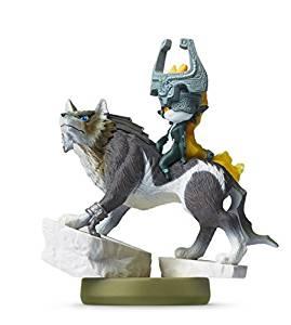 Wolf Link amiibo (Nintendo Wii U/Nintendo 3DS/Nintendo Switch) - amazon.co.uk - £12.99 prime / £14.98 non prime