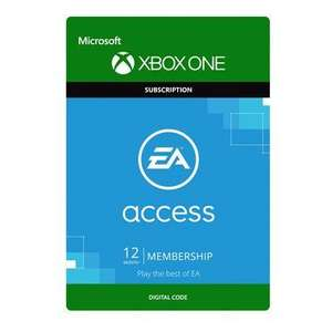 EA Access -12 Months Subscription £17.99 @ Smyths