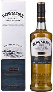 Bowmore Legend Single Malt Scotch Whisky 70 cl - £22 @ Amazon