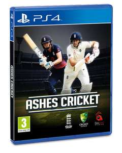 Ashes Cricket - PS4 or Xbox One - £17.86 at Shopto