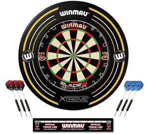 Winmau Blade 5 Board and Xtreme Surround Set - £35.99 @ Argos