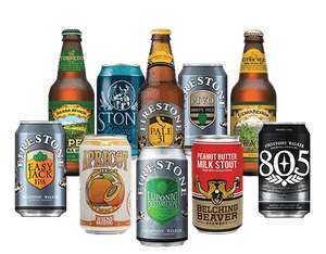 Beer 52 - 8 Handcrafted Ales for £5.95 delivered, including ferment magazine and a free snack.