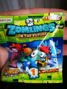 Zomlings Blind Bags 57p - IN STORE Asda Luton