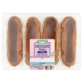 ASDA Jam & Cream Donuts (4) was £1.50 now £1.00 / ASDA 4 Jam & Cream Donuts (4 pack) (Rollback Deal) @ Asda