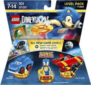 Lego Dimensions 71244 - Sonic the Hedgehog - £14.99 - GAME Instore