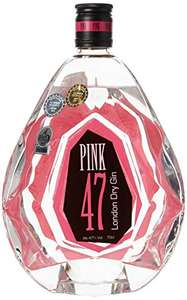 Pink 47 London Dry Gin £17.49 prime / £22.24 non prime @ Amazon