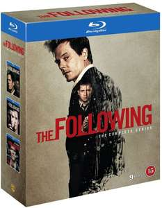 Following, The: The Complete Series Blu Ray £16.49 @ CoolShop