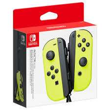 Nintendo Switch Joy-Con Yellow Controllers (INSTORE ONLY) £49.98 @ toysrus