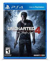 Uncharted 4: A Thief's End £14.96 @ toysrus