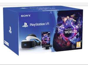 Sony PlayStation VR V2 (PS VR) + Camera + VR Worlds + Skyrim or GT Sport £297.85 @ Shopto