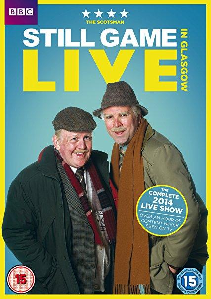 Still Game - Live In Glasgow (Amazon Video) £2.49 HD