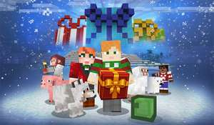 12 Days of MINECRAFT - Free stuff